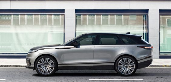 range rover velar car review liam bird