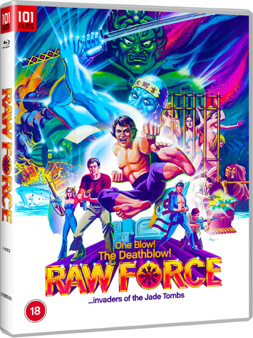 raw force film review coverraw force film review cover