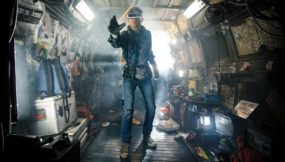 ready player one film review virtual reality