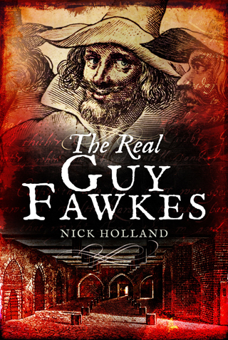 real guy fawkes nick holland book review cover