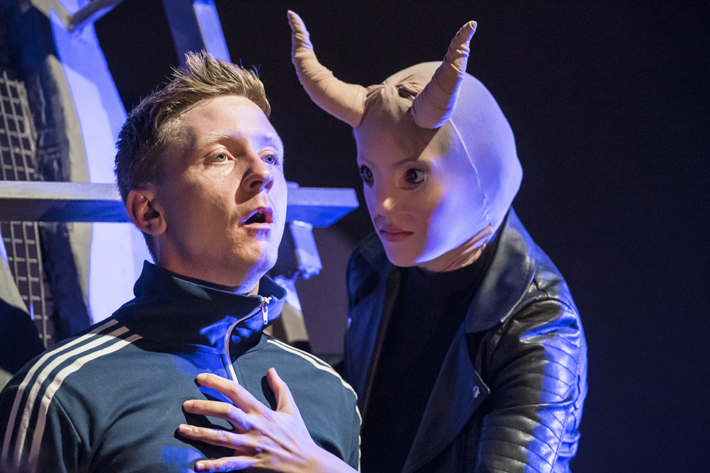 reasons to stay alive review leeds playhouse november 2019 mike noble