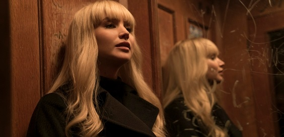 red sparrow film review jennifer lawrence