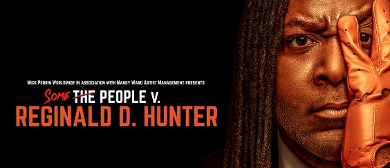 reginald d hunter interview poster