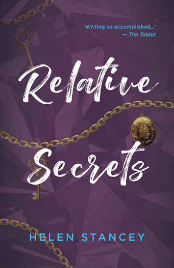 relative secrets helen stancey book review cover jacket
