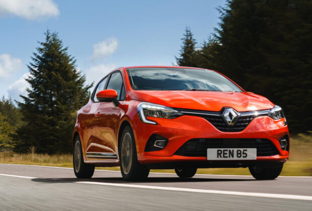 renault clio iconic car review main