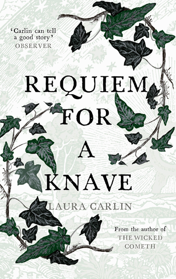 requiem for a knave laura carlin book review cover