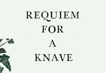 requiem for a knave laura carlin book review logo main