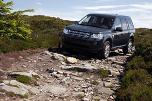 review land rover 2013