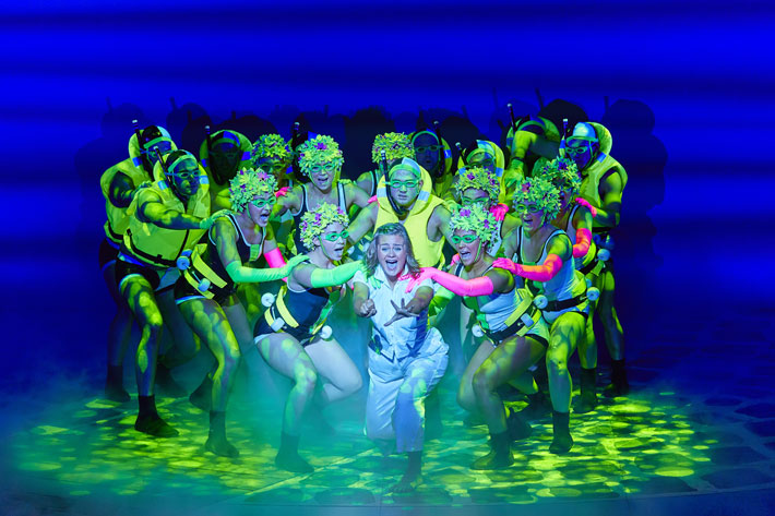 review mamma mia hull new march 2020 cast