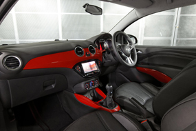 review vauxhall adam int