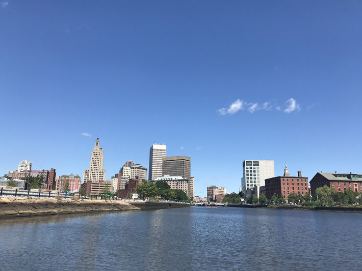 rhode island travel review Providence-skyline