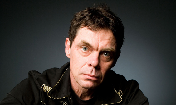 rich hall's hoedown comedy live review barnsley civic may 2018 portrait
