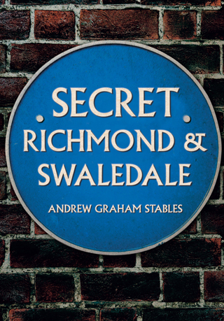 richmond castle history secret book