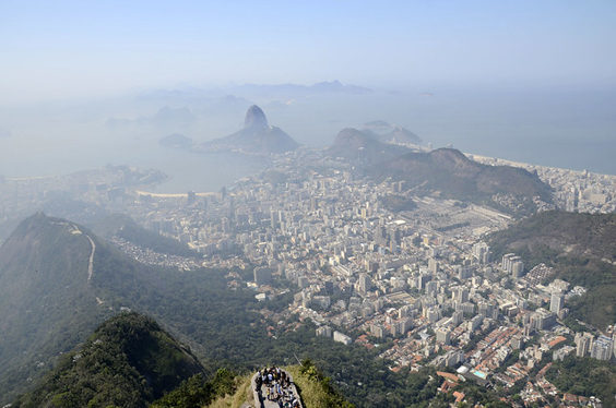 rio de janeiro brazil travel review view from the top