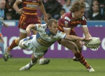 rob burrow interview try