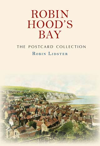 robin hood's bay postcard collection book cover