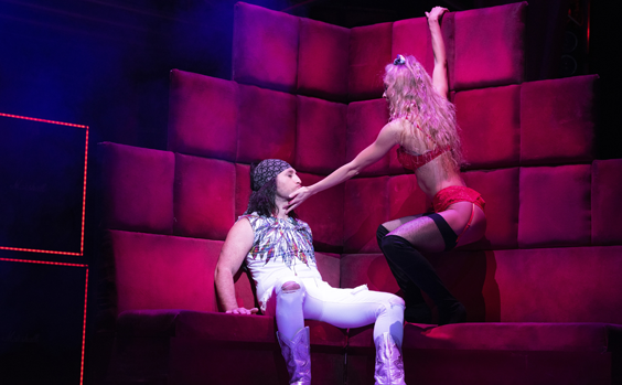 rock of ages review york grand opera house april 2019 costa