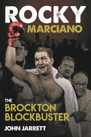 rocky marciano book review cover