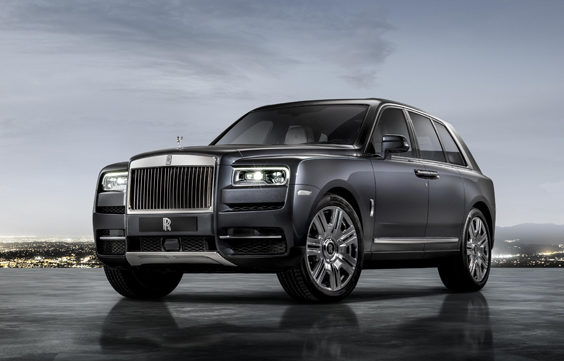 rolls-royce cullinan car review roller