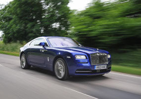 rolls royce wraith review 2014