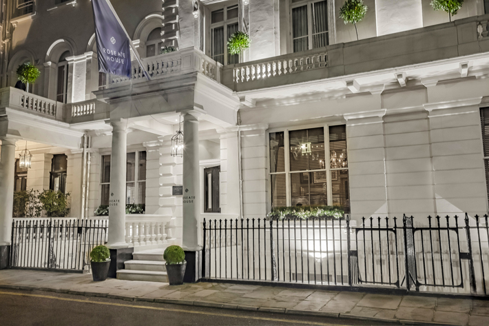 roseate house london review exterior