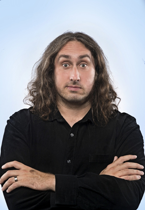 ross noble 2017 interview scarborough yorkshire