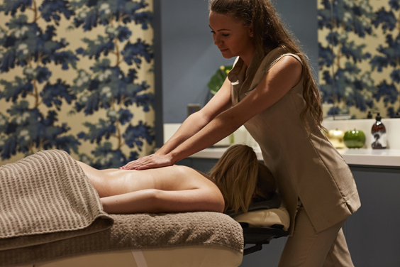 rudding park spa review harrogate massage