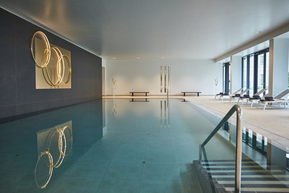 rudding park spa review harrogate pool