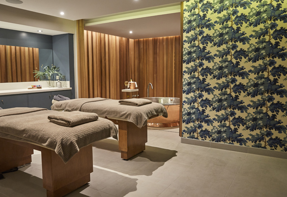 rudding park spa review harrogate treatment