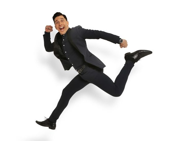 russell kane interview comedian