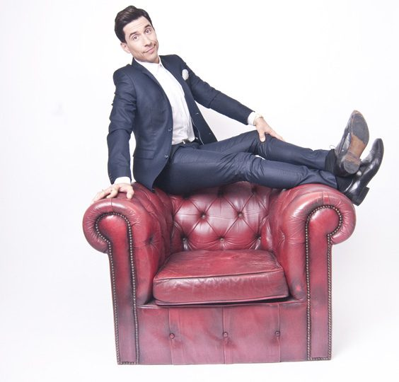 russell kane interview comedian chair