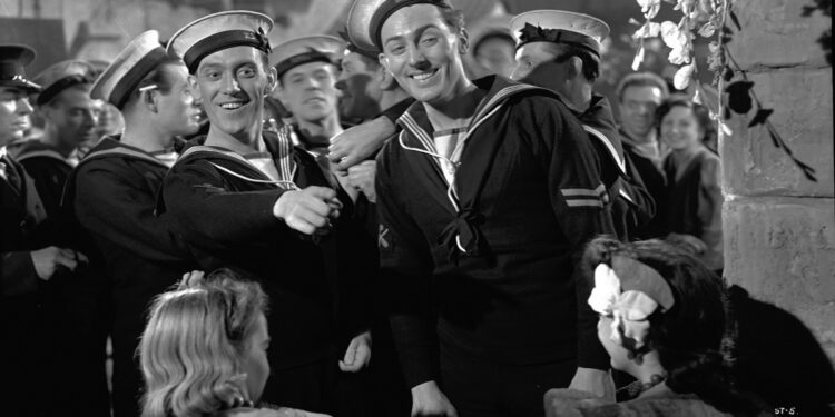 sailors three film review main