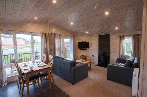 sand le mare holiday village yorkshire review room