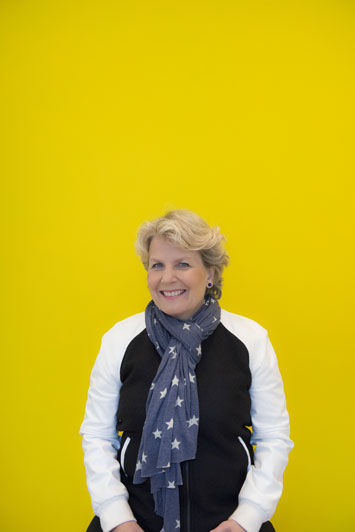 sandi toksvig live review leeds town hall february 2020 stand-up