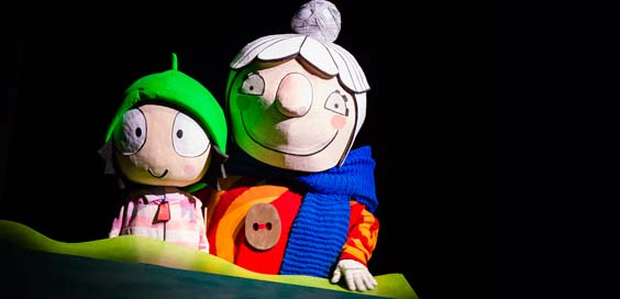 sarah and duck review west yorkshire playhouse