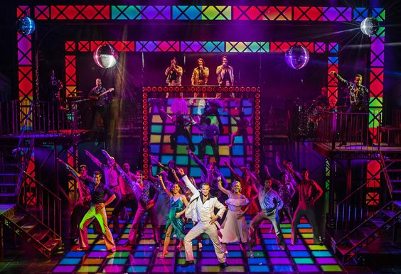 saturday night fever review sheffield lyceum february 2019 cast