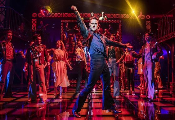 saturday night fever review sheffield lyceum february 2019 dance