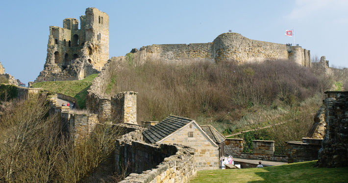scarborough castle potted history main