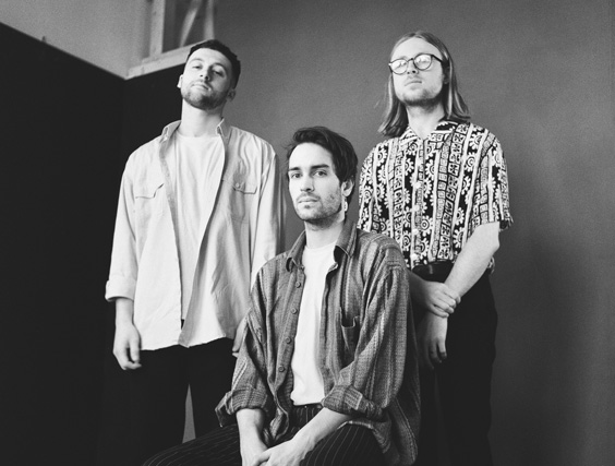 sea legs introducing interview main band