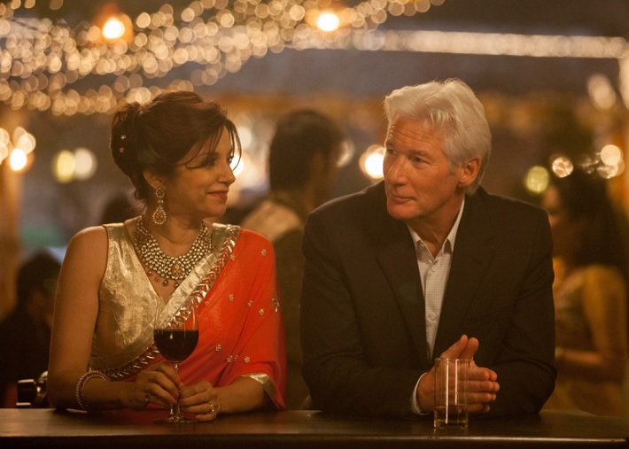 second best exotic marigold hotel film review richard gere