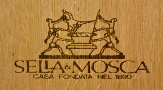 sella and mosca unique winery sardegna italy logo