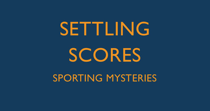 settling scores martin edwards book review main logo