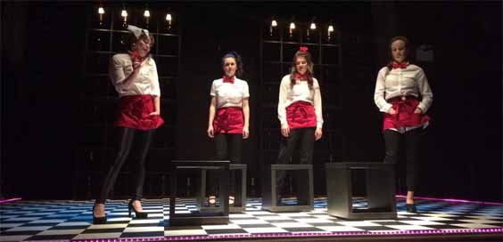 shakers review east riding theatre 2017