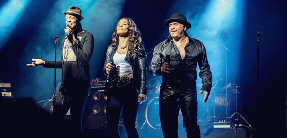 Shalamar Play Foundry Sheffield On 25th November The 80s