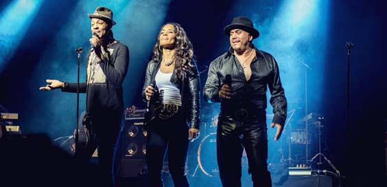 shalamar live review sheffield foundry 2017