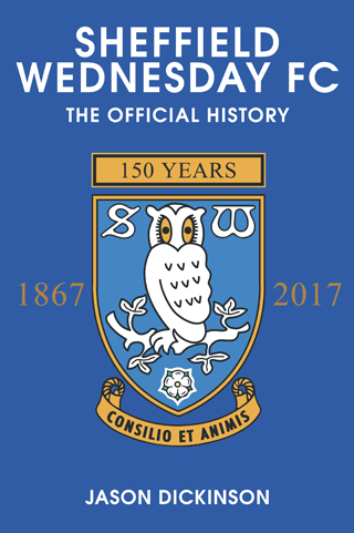 sheffield wednesday official history book review cover