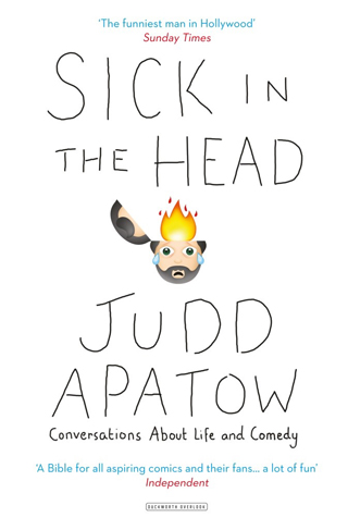 sick in the head judd apatow book review cover