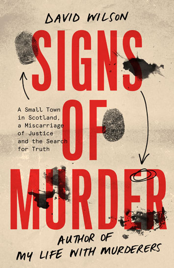 signs of murder david wilson book review cover