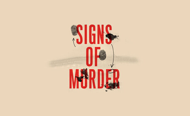 signs of murder david wilson book review main logo