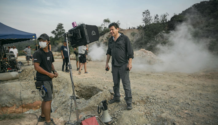 simon west director interview film